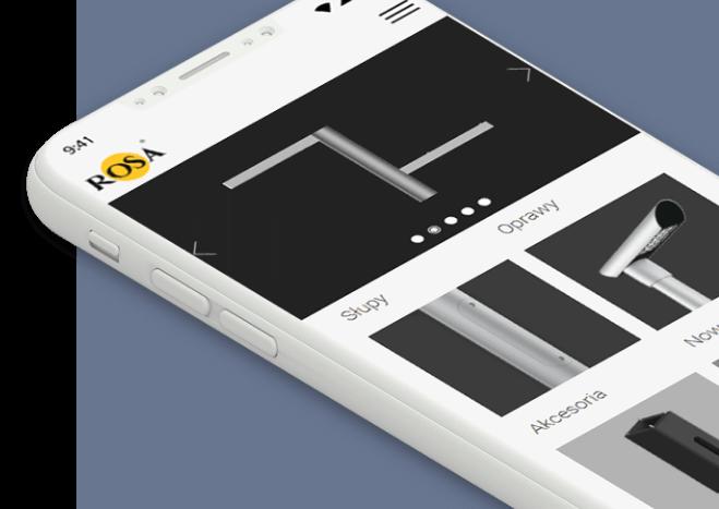 strona mobile